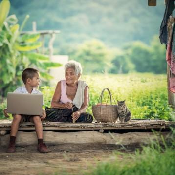 Las WISP disminuyen la brecha digital