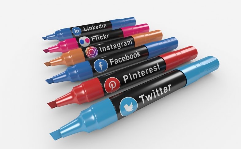 social-media-icons-markers