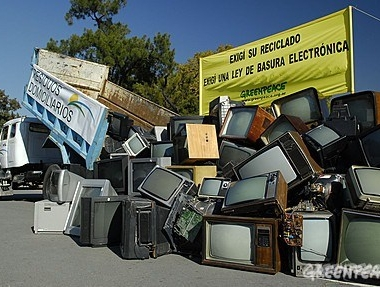 TELEVISORES DESECHABLES